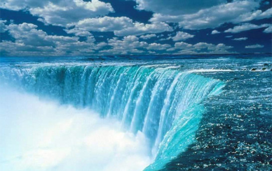 Most beautiful waterfall in the world