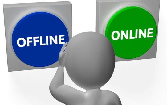 Building business Online or offline