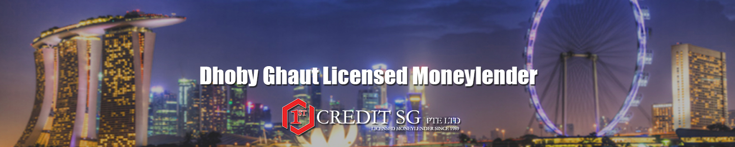 Dhoby Ghaut Licensed Moneylender