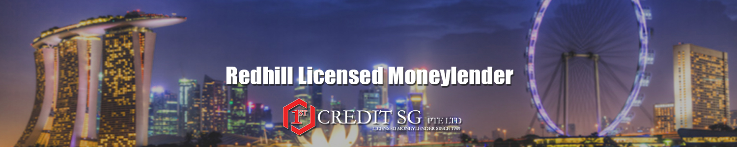 Redhill Licensed Moneylender
