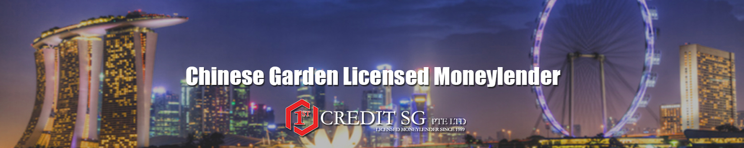 Chinese Garden Licensed Moneylender