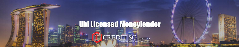 Ubi Licensed Moneylender