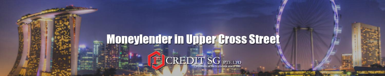 Moneylender in Upper Cross Street