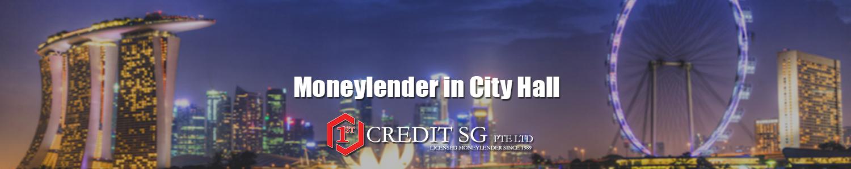 Moneylender in City Hall